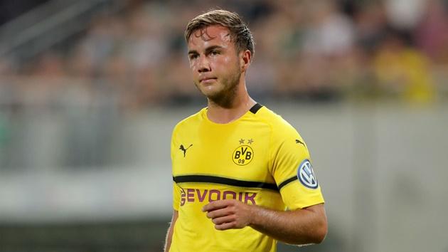 Gotze rời Dortmund vào mùa hè - Bóng Đá