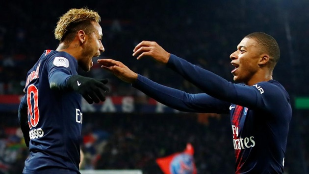 'I love him!' - Neymar tips Mbappe to become one of the best players ever - Bóng Đá