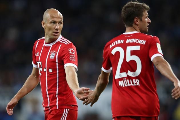 Thomas Müller reacts to drawing Schalke in the DFB-Pokal quarterfinals - Bóng Đá
