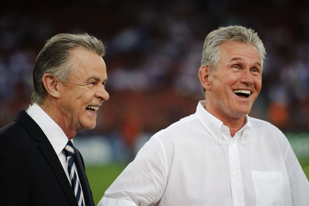 Hitzfeld and Heynckes urge Bayern Munich to make an early decision over the next manager - Bóng Đá