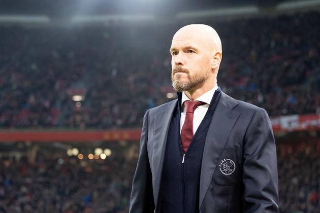 Borussia Dortmund: Erik ten Hag a potential candidate to replace Lucien Favre - Bóng Đá
