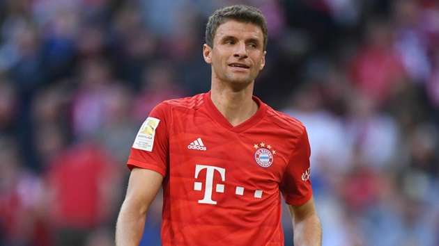 Muller says Bayern contract will be decided in the summer - Bóng Đá