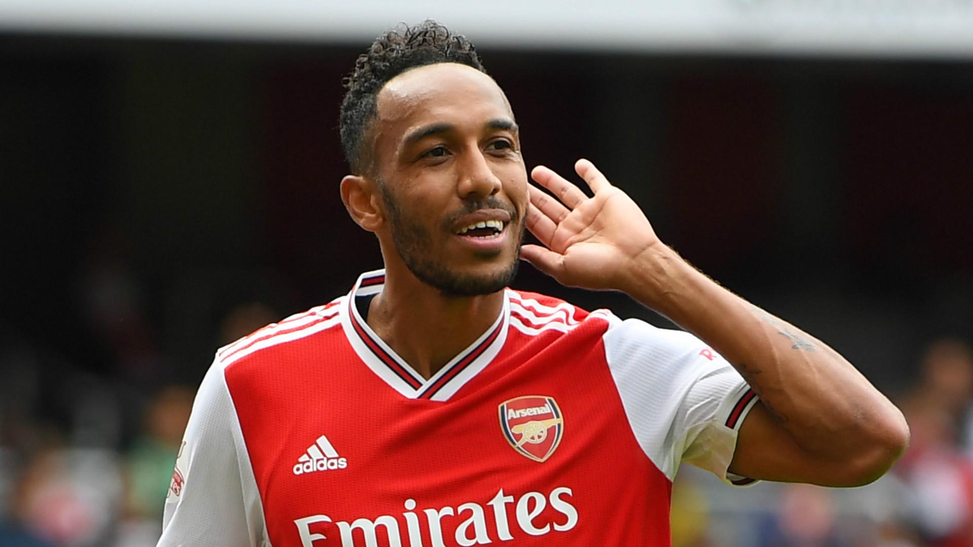 Garth Crooks khẳng định Arsenal đang quá phụ thuộc vào Aubameyang | Bóng Đá
