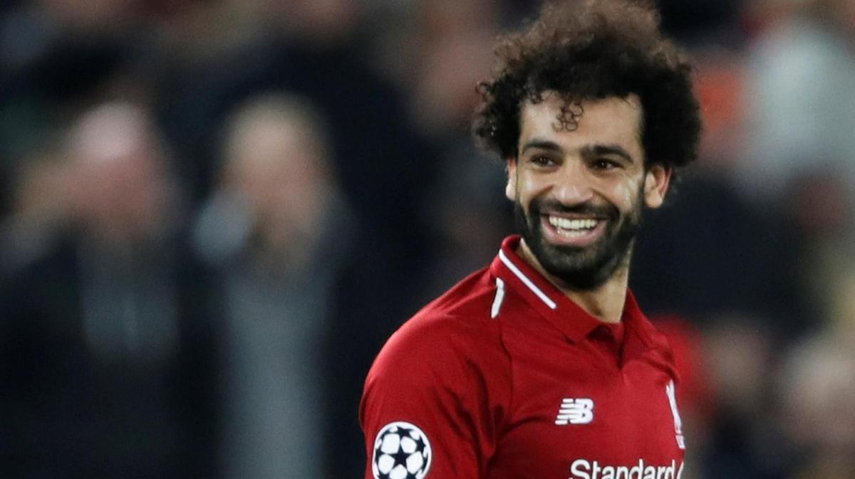 Klopp says Liverpool is lucky with Salah - Bóng Đá