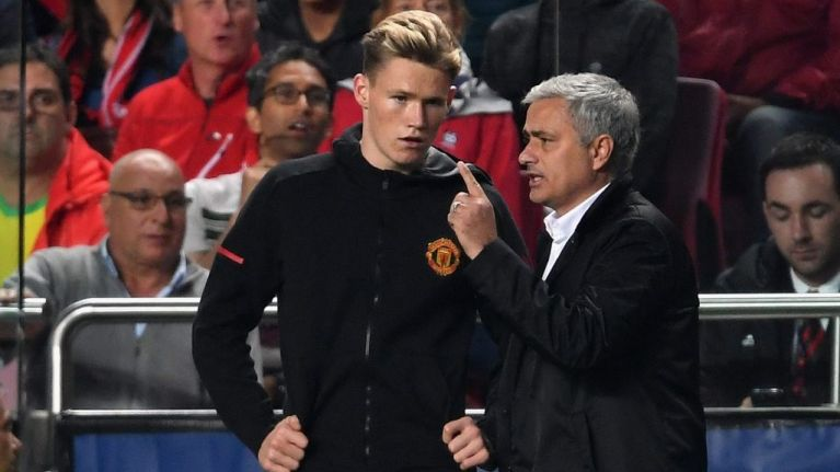 McTominay talks about academy coaches - Bóng Đá