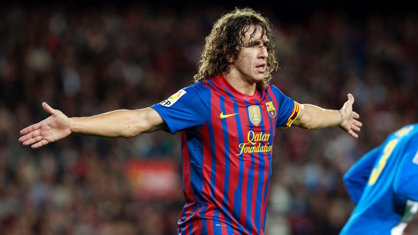 Puyol talks about Messi and Van Dijk - Bóng Đá