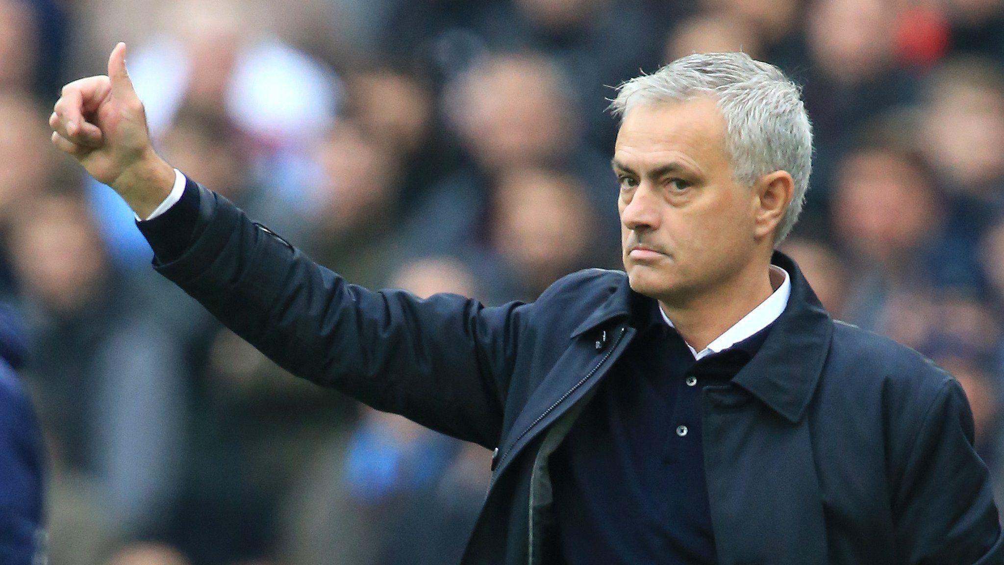Mourinho: i will win trophies at tottenham - Bóng Đá