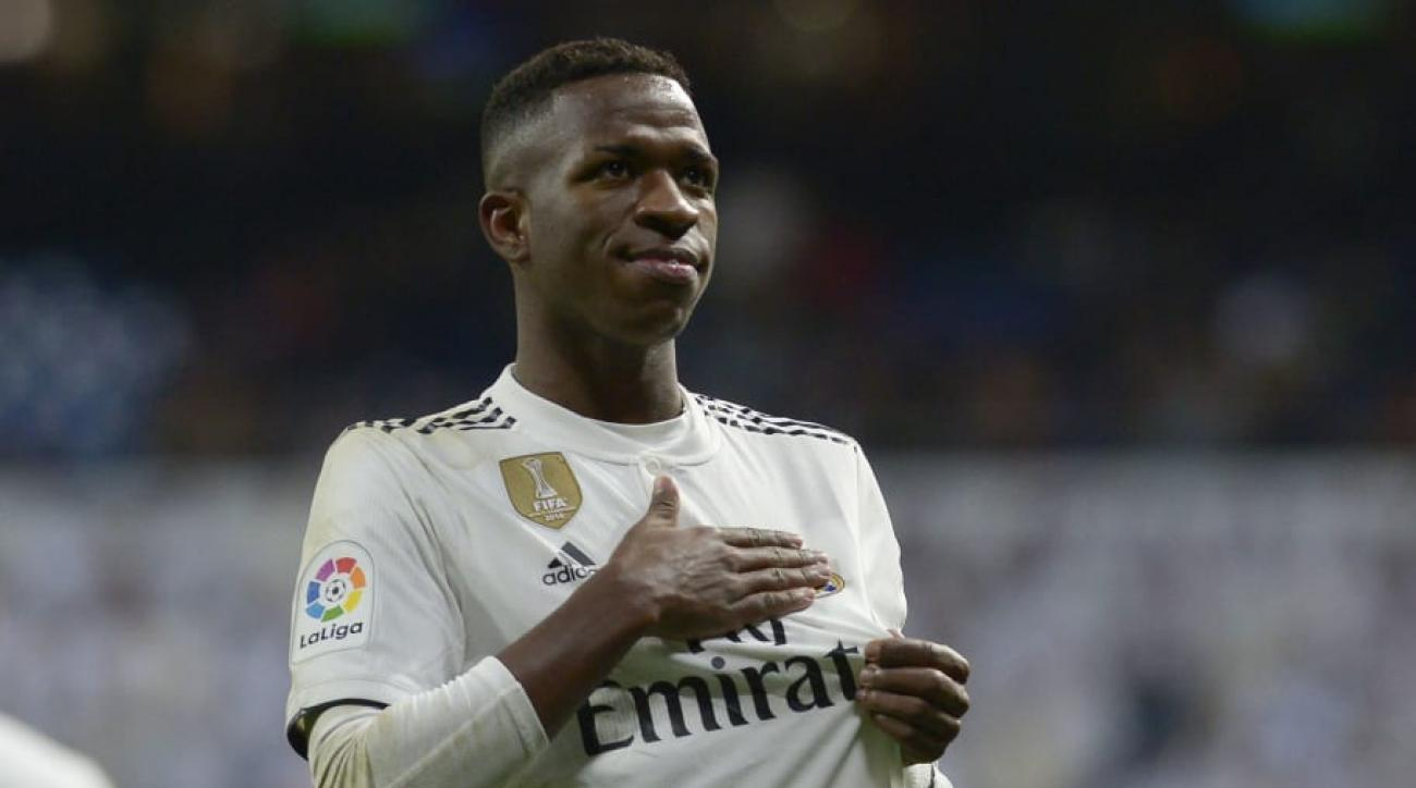 real won't sell vinicius for liverpool - Bóng Đá