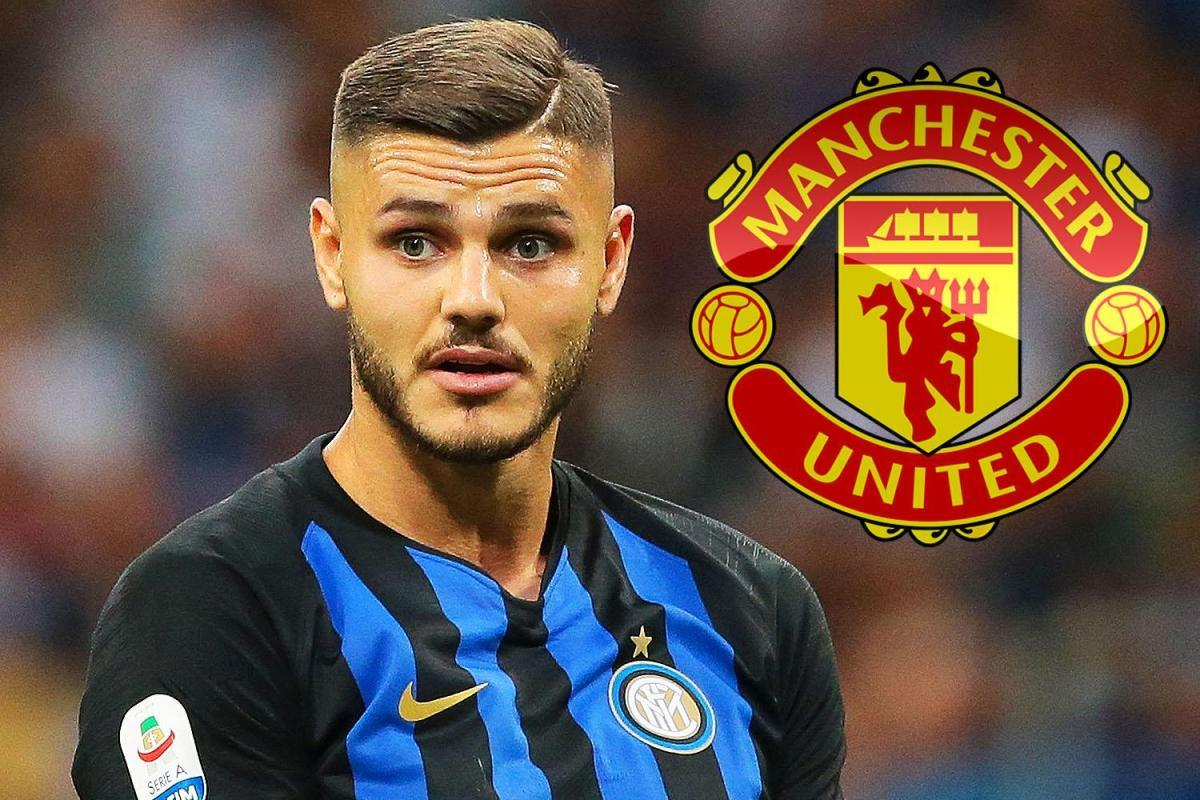 Why man utd turned down icardi deal? - Bóng Đá
