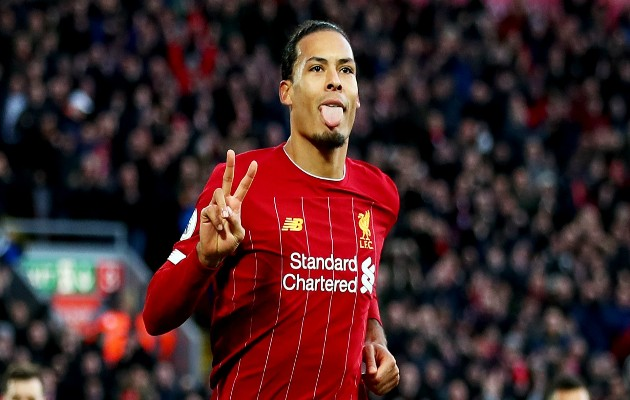 Liverpool preparing new contract for Van Dijk  - Bóng Đá