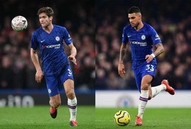Chelsea has tagliafico, telles and kurzawa as plab b for chilwell - Bóng Đá
