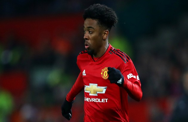 Solsa confirms Angel Gomes will leave - Bóng Đá