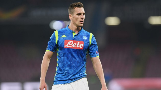 Man utd and spurs chasing milik - Bóng Đá