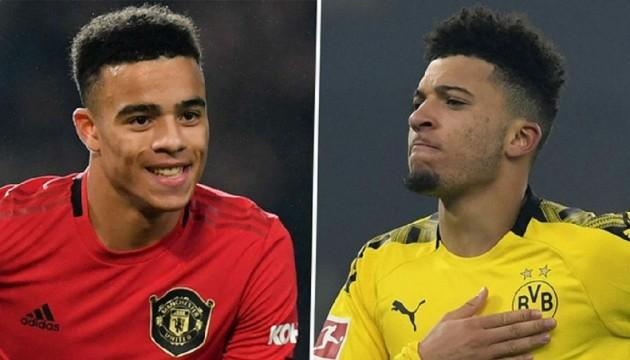 Manchester United refused to swap Greenwood for Sancho - Bóng Đá