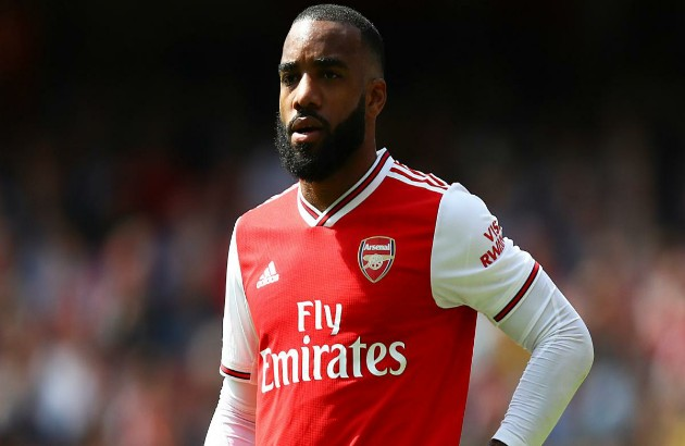 Lacazette on the difference between emery and arteta - Bóng Đá