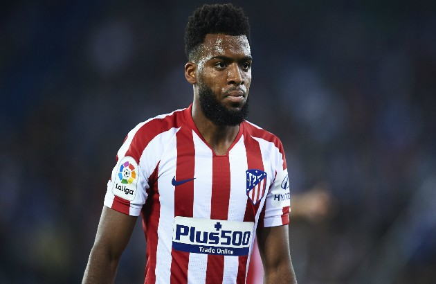 Atletico Madrid offers Vitolo, Correa and Lemar for Lacazette  - Bóng Đá