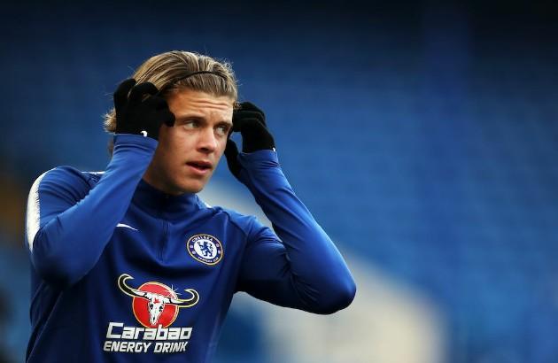 Chelsea set to loan Conor Gallagher  - Bóng Đá