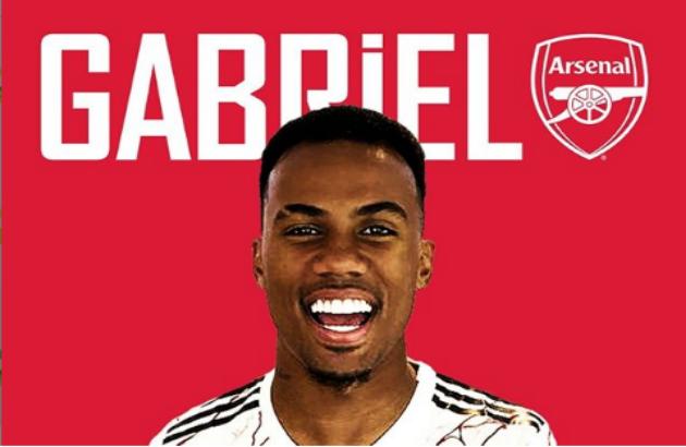 Gabriel Magalhaes to wear number 6 - Bóng Đá