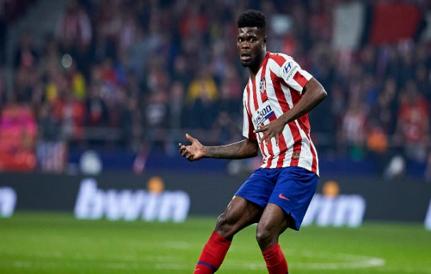 Arsenal chief Edu holds Barcelona transfer phone call which could provide Partey boost - Bóng Đá