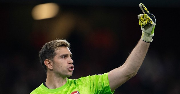 Emiliano Martinez will leave for 20m - Bóng Đá