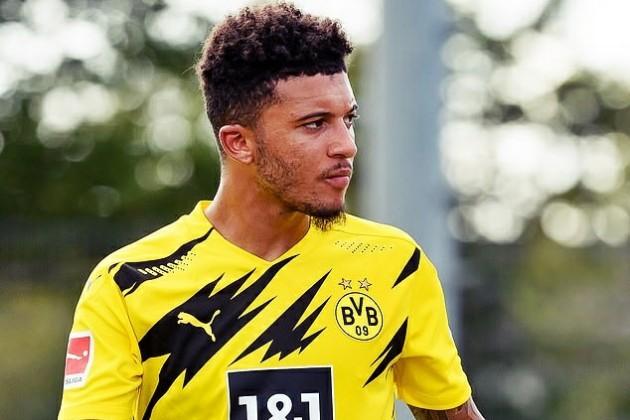 Trò chuyện với Solskjaer, Sancho chốt xong khả năng gia nhập Man United
