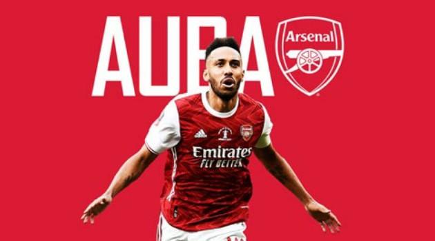 Aubameyang wants to copy Arsenal's 4 legends  - Bóng Đá