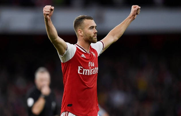 Arsenal fans react to West Ham's interest for Chambers - Bóng Đá
