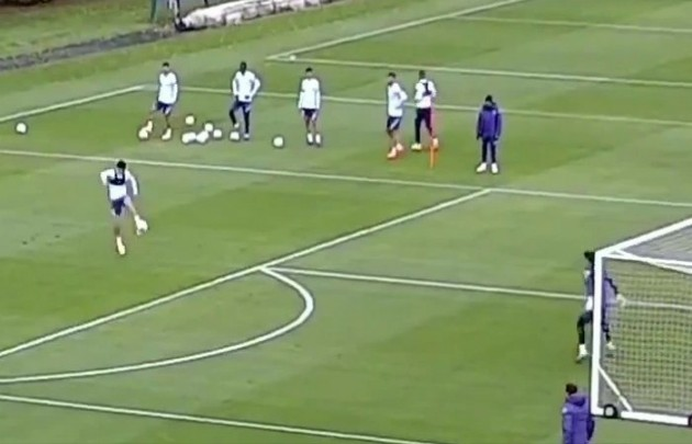Chilwell scored 2 volleys in training - Bóng Đá