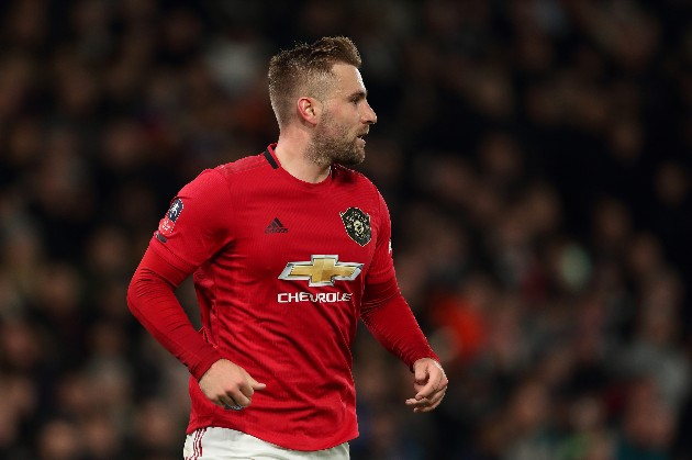 luke shaw criticised by Mourinho and De Gea - Bóng Đá