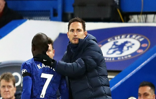 Chelsea deny claims N'Golo Kante 'wants to quit after falling out with Lampard over refusing to let him go to wedding' - Bóng Đá