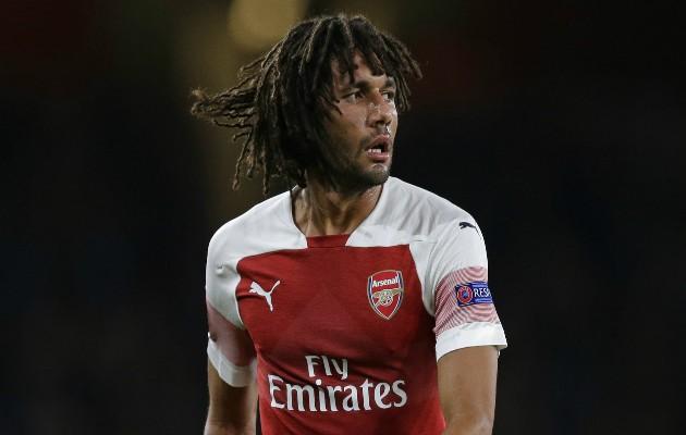 Arsenal midfielder Elneny hails Arteta: I lost confidence under Emery - Bóng Đá