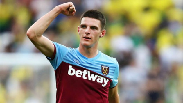 Chelsea urged to seal Declan Rice transfer as West Ham star is an 'upgrade' on N'Golo Kante, says Darren Bent - Bóng Đá