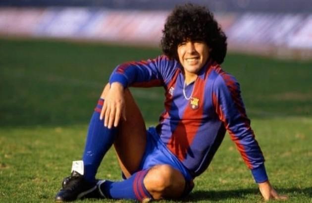 Maradona on Messi's situation at Barca - Bóng Đá