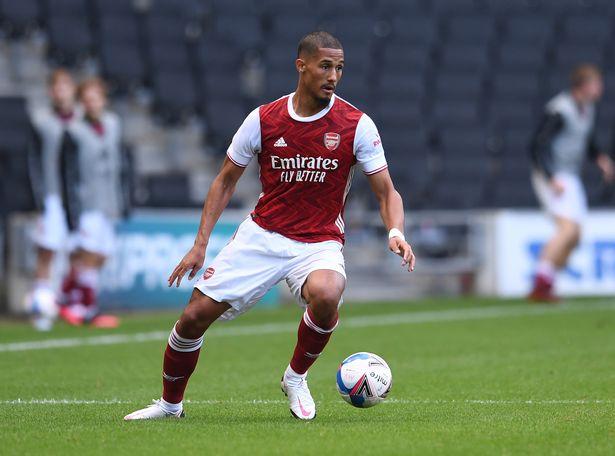 Arsenal rejected AC Milan offer for Saliba - Bóng Đá