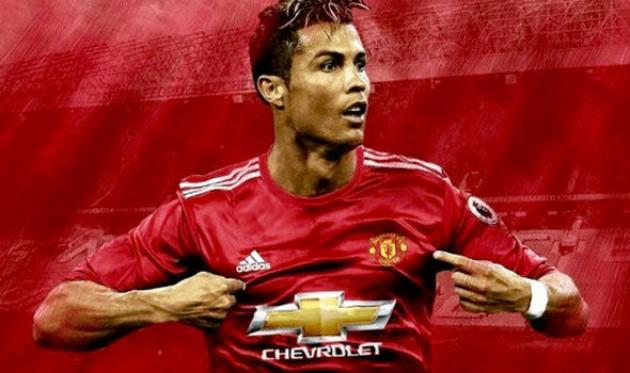 Ronaldo considering man utd move - Bóng Đá