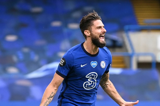 Chelsea fans rave about Olivier Giroud's France performance - Bóng Đá