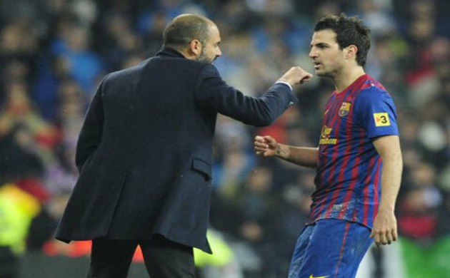 Fabregas remains friends with Mourinho, disappointed with Guardiola - Bóng Đá