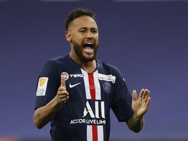 PSG 'could sell Neymar next summer to help fund HUGE new contract for Kylian Mbappe' - Bóng Đá