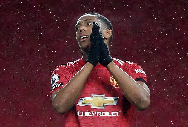 Anthony Martial is going nowhere as Manchester United co-chairman Joel Glazer 'considers him to be the club's Pele.' - Bóng Đá