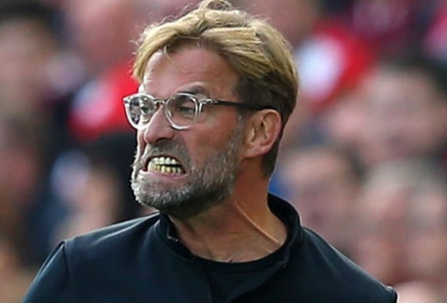 Klopp on referee - Bóng Đá