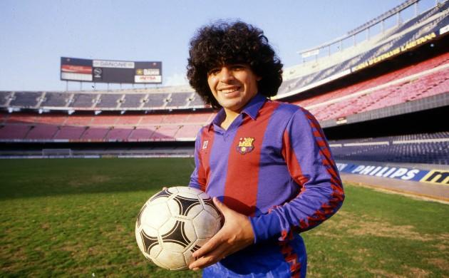 Josep Lluis Nunez on why Barca sold Maradona to Napoli - Bóng Đá