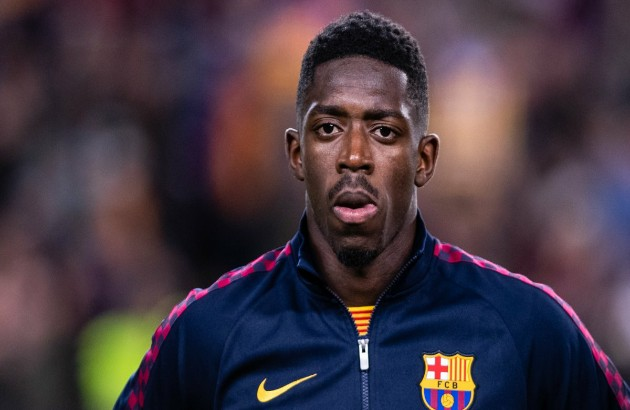 Barcelona 'prepared to discuss Ousmane Dembele deal with Manchester United' - Bóng Đá