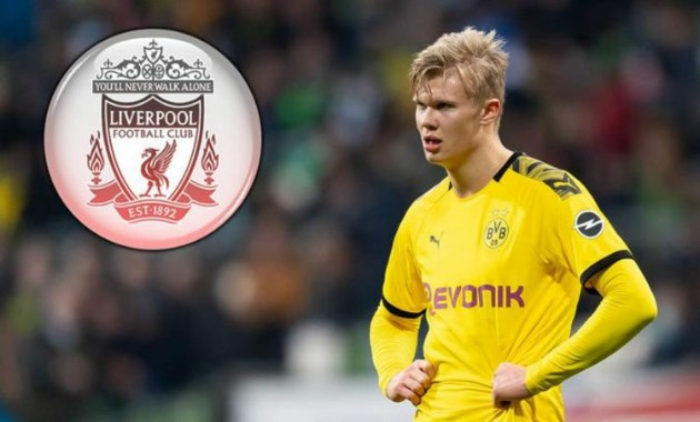 Haaland is not going to Liverpool - Bóng Đá