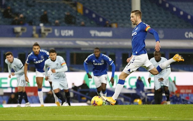 Ben Godfrey & Gylfi Sigurdsson stats vs Chelsea  - Bóng Đá