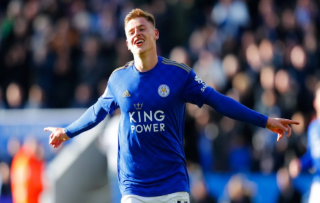 Man Utd see Leicester attacker Barnes as Sancho alternative - Bóng Đá