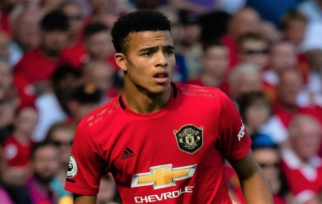 Man Utd are planning to offer Mason Greenwood a new contract in 2021 - Bóng Đá