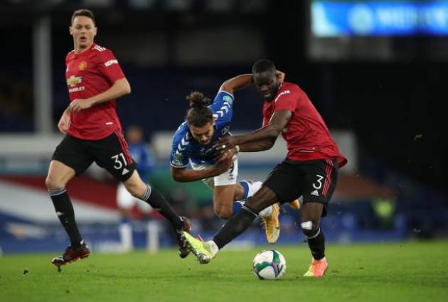 """Nc247info tổng hợp: siêu hậu vệ"""" Man Utd quá đỉnh trước Everton"""