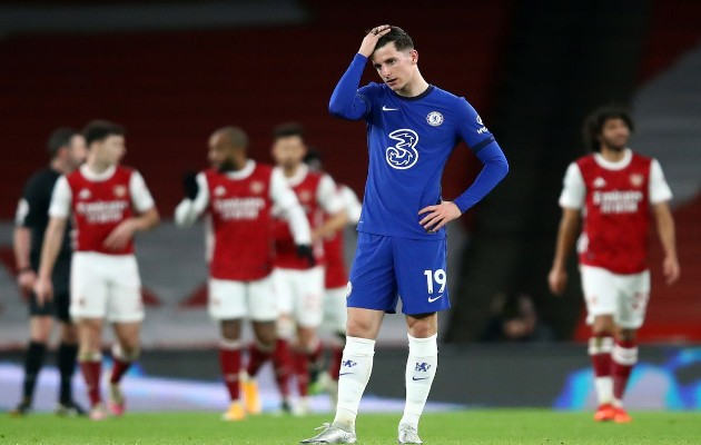 Xhaka's free kick goal and Jorginho's missed penalty made them successors of Henry and Lampard  - Bóng Đá