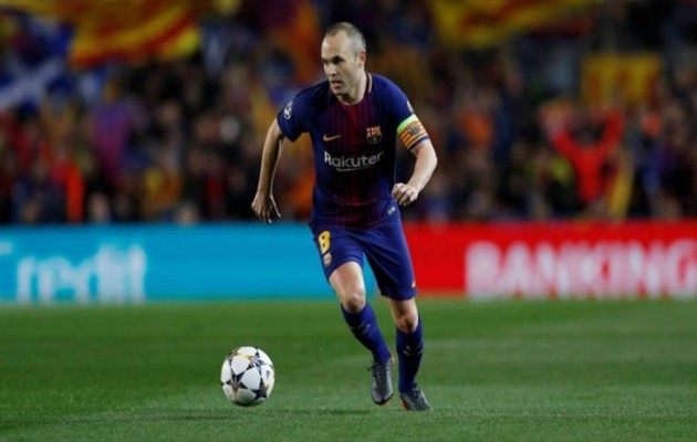 Iniesta tipped Xavi to become Barcelona's next manager  - Bóng Đá