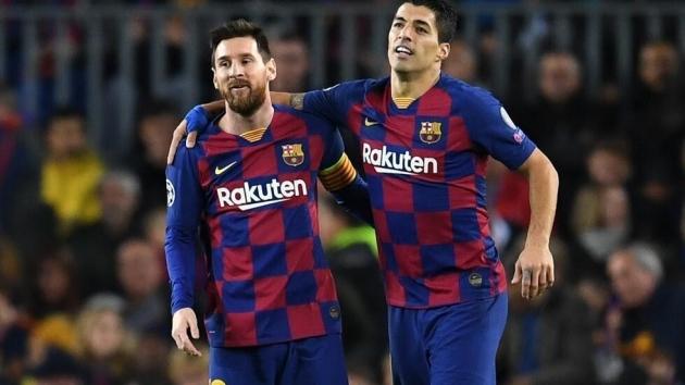 Nc247info tổng hợp: Rời Barca, Messi tái hợp Suarez ở bến đỗ không ngờ